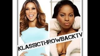 ThrowBack Radio: Foxy Brown vs Wendy Williams (2001)