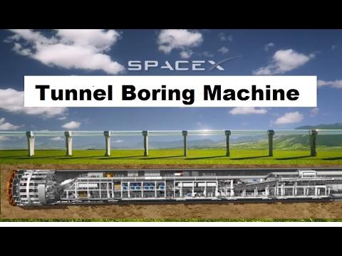 tunnel boring machine nasa - photo #34