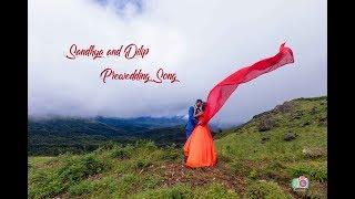 Padi Padi Leche Manasu | Sandhya Dilip Prewedding Song | Equinoxe Still Media