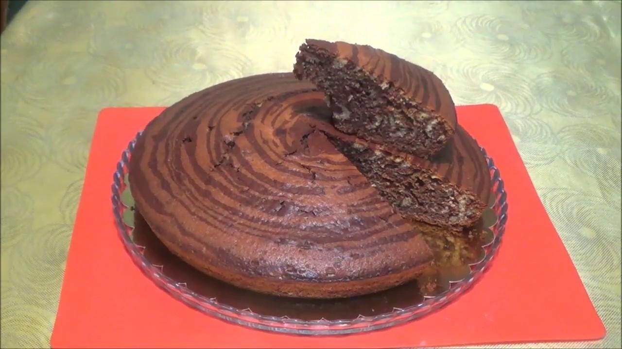 Торт Зебра қазақша рецепт - YouTube