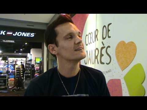 SCENES DE JAURES 2012 - INTERVIEW - DAVID HORIA