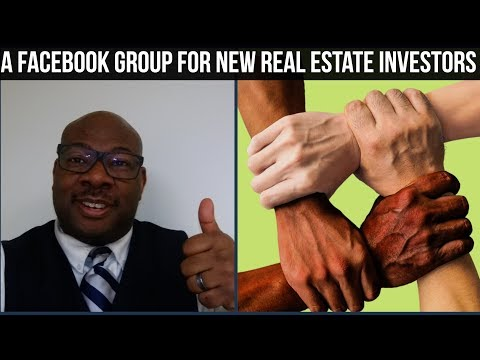 A Facebook Group for New Real Estate Investors: House Flipping Family