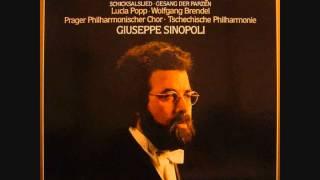Brahms: Ein Deutsches Requiem -- Giuseppe Sinopoli:  2.  Denn alles Fleisch, es ist wie Gras