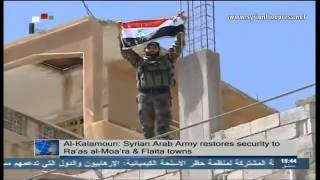 Syria News 30/3/2014, Army advances in Lattakia countryside, tighten grip on Kasab