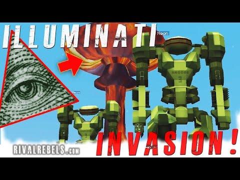 Nuke Lab Breach Rival Rebels Vs Illuminati Series #1