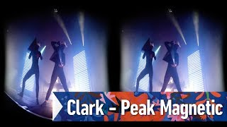Clark - Peak Magnetic (VR180 experience) at FUJI ROCK FESTIVAL '17 thumbnail
