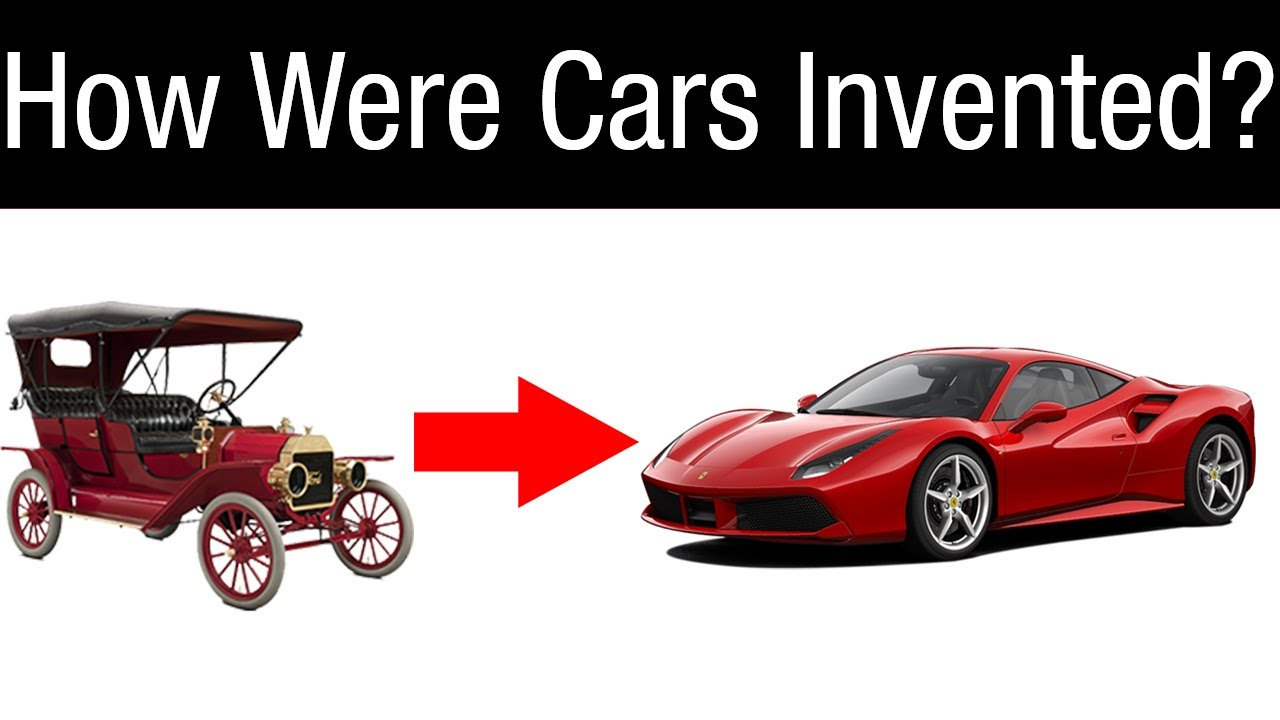 How Were Cars Invented? History of the Automobile - Short ...