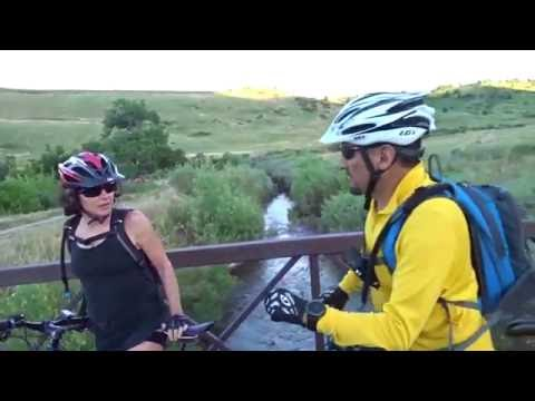 Mountain Biking Doudy Draw And Spring Brook Trails In Boulder, Colorado - 7/6/2016