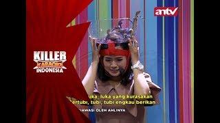 Menurut Melki, penampilan Tera seperti Kemoceng – Killer Karaoke Indonesia