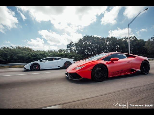 Lamborghini Aventador Vs Huracan Vs Murcielago Vs Gallardo Supercars