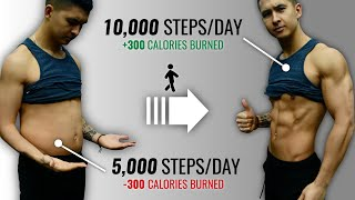 How Many Steps Should You Take To Lose Fat? (HIT THIS NUMBER!)