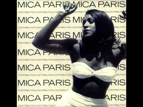 Mica Paris  Contribution