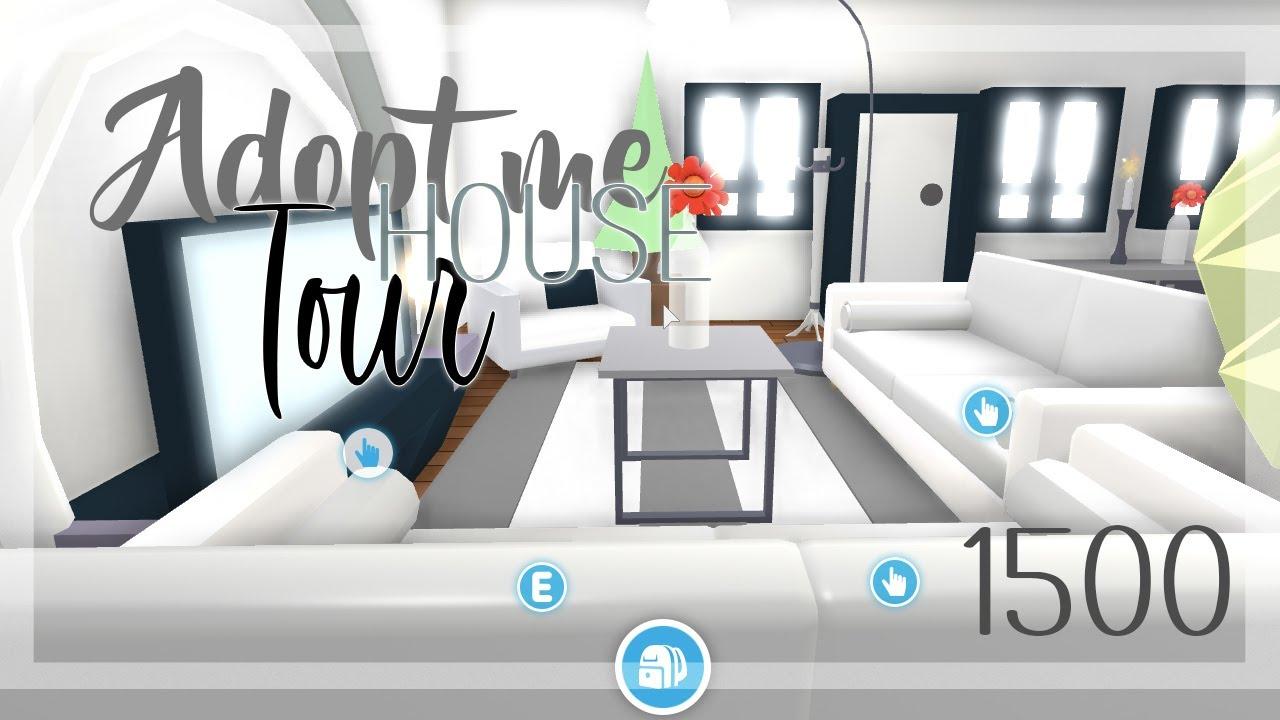 Adopt Me House Tour Finally Youtube