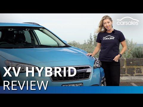 2020 Subaru XV Hybrid Review   Carsales