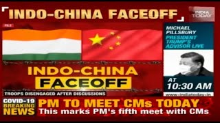 Indo-China Face Off: Indian, Chiฑese Troops Fist Fight Along Sikkim Border; Several Soldiers Injured