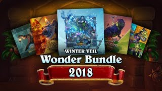 Winter Veil Greatest Hits Vol. 1 | Hearthstone