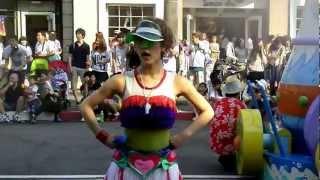 2012年USJ 夏のイベント「ウォーター・ストリート・パーティ」