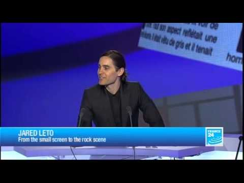 Jared Leto - Interview - France24
