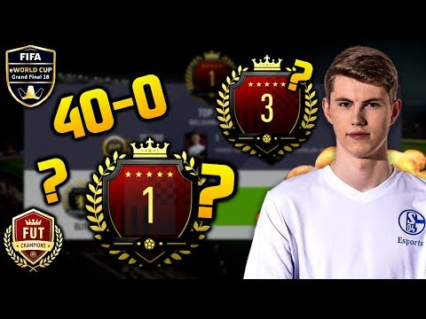 FIFA 18: TRIPLE 40-0 (120-0) I TOP 5 MONATLICH WELTWEIT! 😍🔥