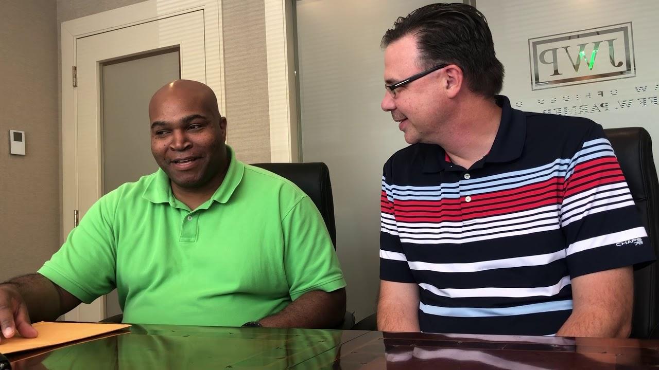 Video Testimonial - Mr. Weston