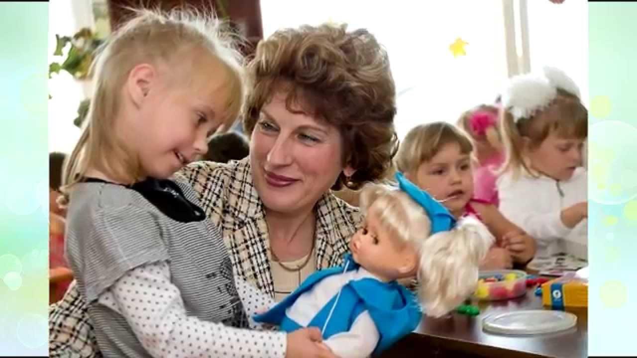 Воспитателницy насхи от себя и насхих мам