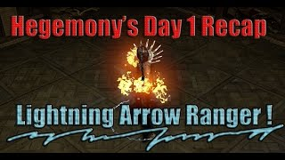 Path of Exile Act 4: Lightning Arrow Ranger Beta Day 1