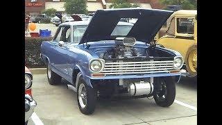 1963 Chevy Ii Nova Gasser