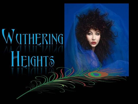 Kate Bush - Wuthering Heights (with lyrics)