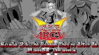 Yu-Gi-Oh! Arc-V Scale 24: The Reason They