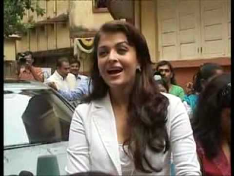 Taki Sawant's Dil Se With Aishwarya Rai Bachchan