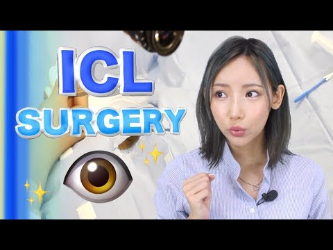 GETTING ICL SURGERY! │MY HONEST FEELINGS ◆ ICL手術を受けてみた!👁