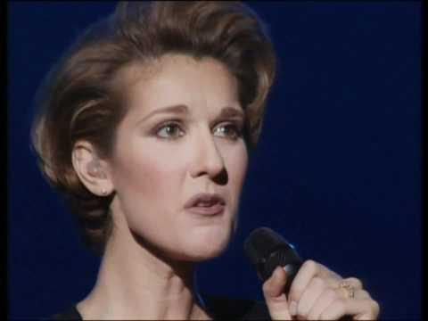 Celine Dion - Vole [Live A Paris 1995]