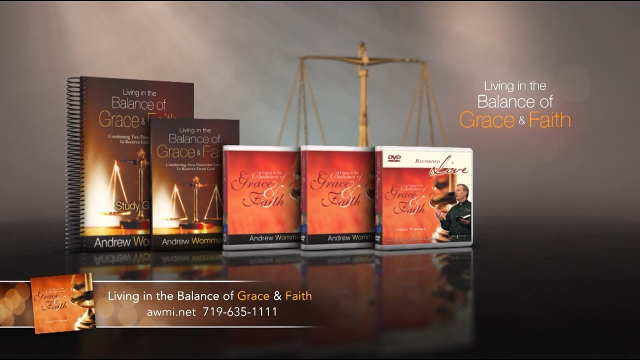 Grace + Faith = Results