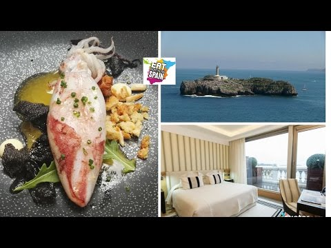 Santander Michelin-starred Restaurant, City Sightseeing & Luxury Hotel