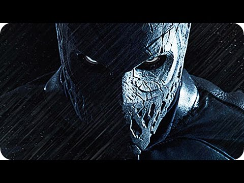 RENDEL Teaser Trailer (2016) Finnish Superhero Movie