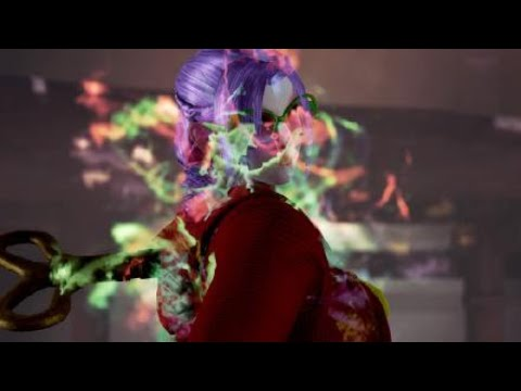 1528 - Tekken 7 - Coouge (Nina Williams) vs x_MadGhost_x (Jack-7)