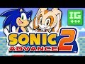 Sonic Advance 2 Boost Is Born IMPLANTgames mp3