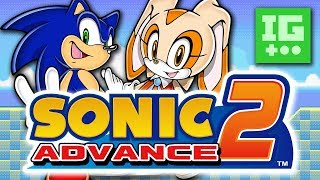 Sonic Advance 2 - Boost is Born! - IMPLANTgames