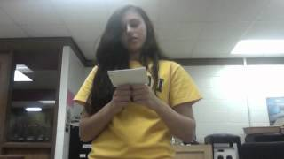 Porphyria Speech