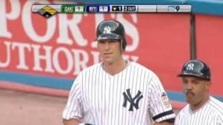MLB 2008:  Athletics @ Yankees ( 7/18/08)