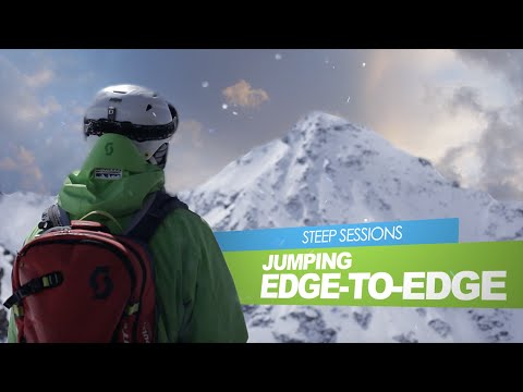 STEEP SESSIONS - Jumping Edge to Edge (Warren Smith Ski Academy)
