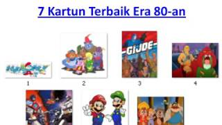 Video Mengenang film kartun era 80an download MP3, 3GP, MP4, WEBM, AVI, FLV September 2018