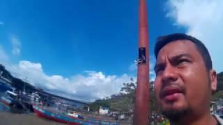 Ngintip Dermaga / Pelabuhan kapal Muaro Padang, Batang Arau, Subarang Padang