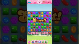 Candy Crush Saga Level 1442 Without Power
