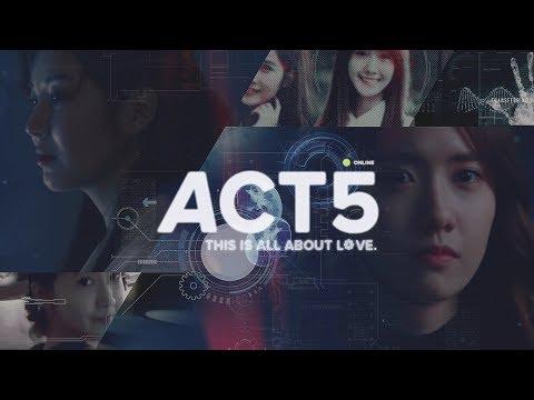 [MV/SHORT FILM] 'ACT 5' ― YOONA X SEOHYUN