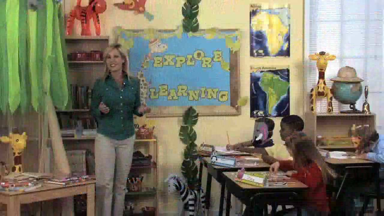 Classroom Decorating Ideas for Teachers from Oriental Trading  YouTube