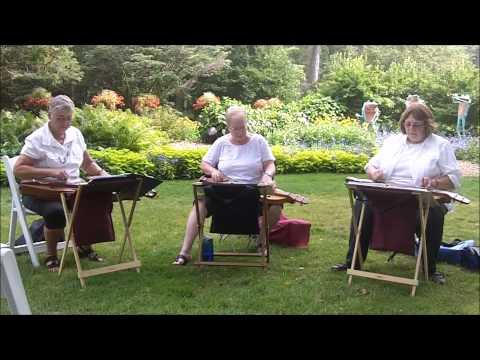 Folk Music Sunday - Mid-Michigan Mountain Dulcimers - Gospel Medley