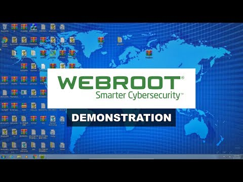 Webroot SecureAnywhere Anti-Virus | 𝐀-𝐕 𝐓𝐞𝐬𝐭 #𝟑𝟕