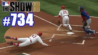 SETTING A NEW MAJOR LEAGUE RECORD! | MLB The Show 18 | Road to the Show #734