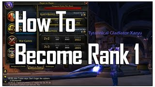 how to become rank 1
